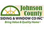 Johnson County Siding logo